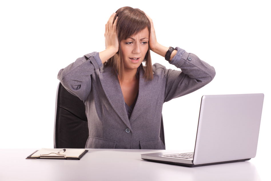 photodune-3879674-stressed-woman-looking-at-computer-s