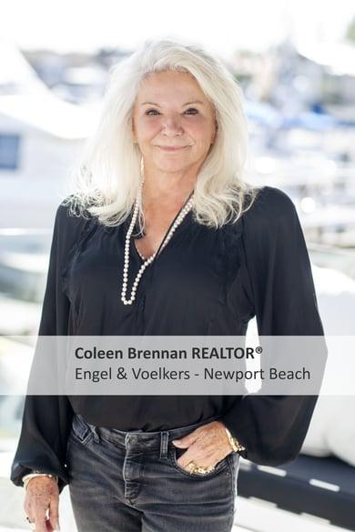 2020 Coleen Brennan - Engel Voelkers - Newport Beach