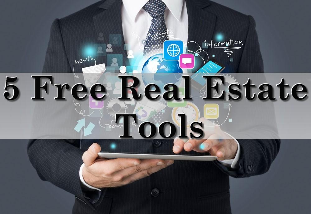 5 Free Real Estate Tools.jpg