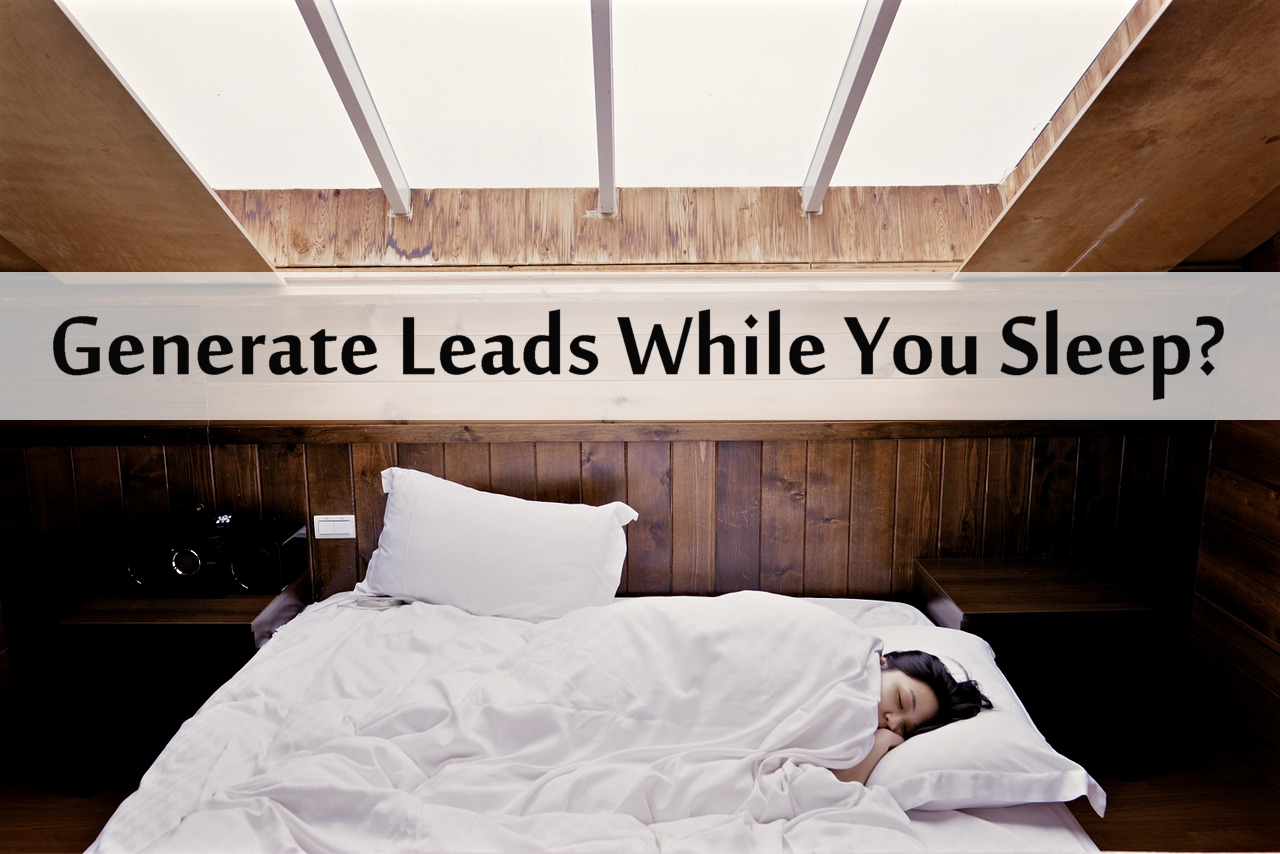 How to Generate Real Estate Leads While Juggling Other Obligations