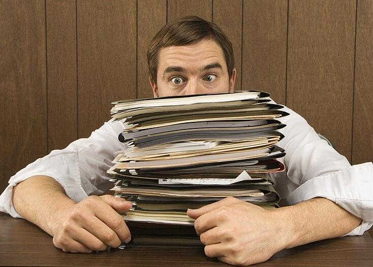 3 Step Effective Paperwork Filing System