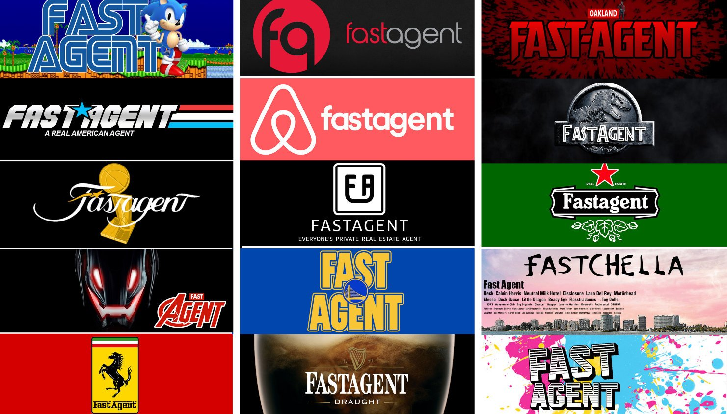#FastAgent Newsletter Banners
