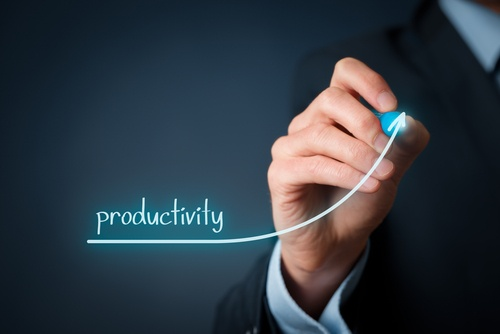 real estate agent productivity