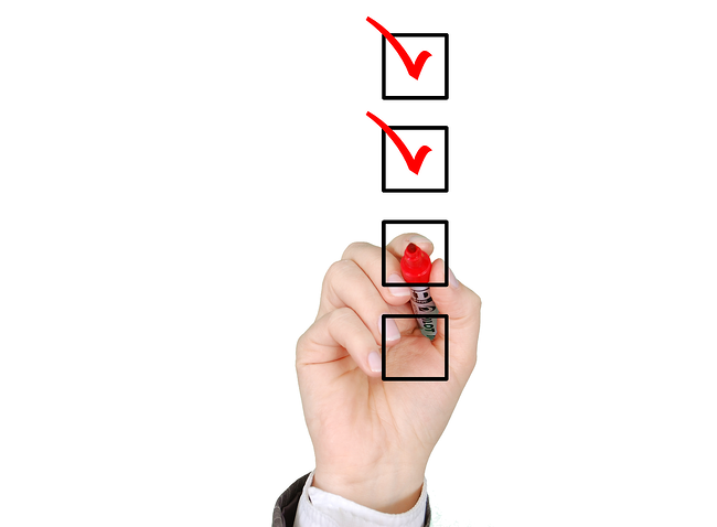 Listing Presentation Checklist