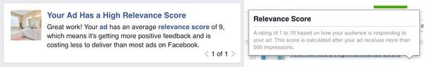 relevance-score
