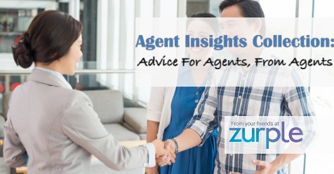 Agent Insights -  Reduce the risk by hiring a local agent.