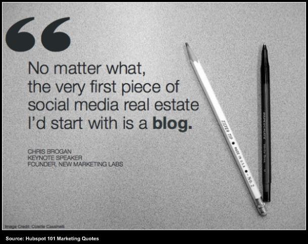 BroganOnBlogging