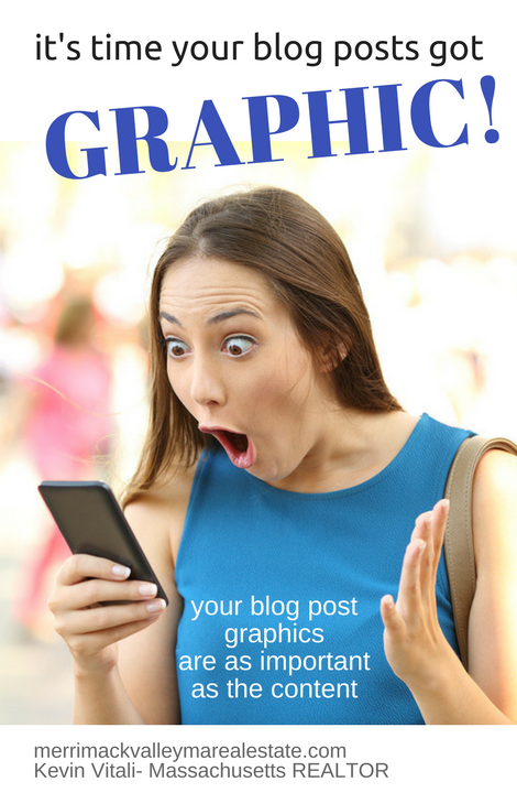 Agent Insights - Its Time Your Real Estate Blog Posts Got GRAPHIC!