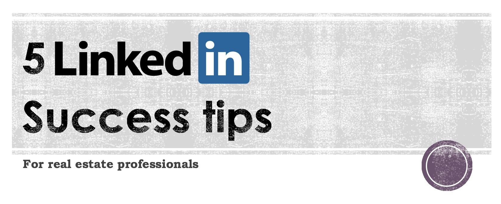 linkedin-success-tips